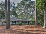With quiet surroundings and an ideal location near the beach, this is the perfect location for your next South Carolina...