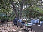 The beach awaits at this 4-bedroom, 3-bathroom vacation rental house in Hilton Head!