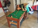 Pool / Foosball &etc.