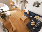 Apartment ANTON - living room