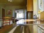 Kitchen into Lounge