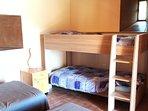 Chambre 3 - lits superposés