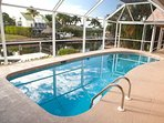 Western Exposure - Quick Access to Gulf. 478 Persian Ct. Marco Island Florida.