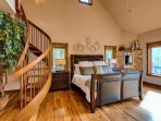 Crystal Peak Master Suite