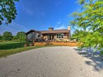 Tucked into the Ozarks region, this property enjoys ease of access to incredible scenery and various outdoor activities!