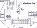 Site plan - Unit locations