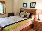 Third Bedroom has a Queen Bed