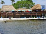 Cape Coral Waterfront Beach restaurant