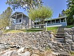 Elevate your Maine retreat with this 3-bedroom, 1.5-bath vacation rental home.