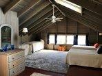 4 bed bunk room