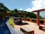 Roof Top Terrace and Pool
