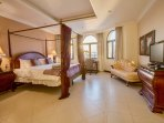 Master Bedroom with ensuite private bathroom