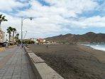 Gran Tarajal, avenida marítima