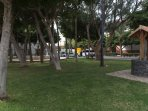 Gran Tarajal, parque
