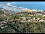 Aerial view of Castleton Resort