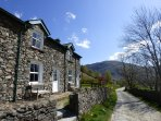 Helvellyn Cottage in the Lake District - Pets Welcome