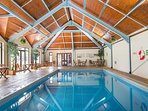 Bovisand Lodge Holiday Park - heated indoor swimming pool