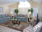 Gather The Family In The Spacious NEW Family Room!