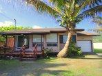 This newly remodeled home is located in Oahu's North Shore where fun and adventure awaits you.