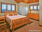 Third Floor Bedroom at Grande Mountain Lodge