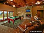Game Room at Grande Mountain Lodge