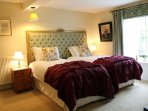 The 'second' bedroom - no less sumptuous