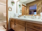 En-suite Master Bathroom - Double Vanity- Shower/Tub