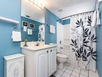 Delightful Guest bathroom