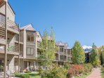 The Viking Lodge is situated in beautiful Telluride, Colorado.