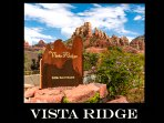Welcome to Vista Ridge Sedona, where relaxation meets the red rocks.