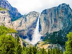 Wondrous Yosemite Falls.