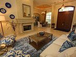 Foyer/Entry/Living Room