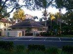clubhouse across street