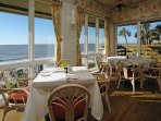 Beachside Clubhouse Dining Room