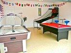 Games room. Fun for everyone!.