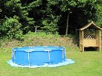 Splash pool (3m dia x 60mm deep)