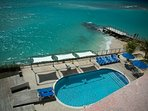Access to Pool at St. Lawrence Beach Condos (5 minute drive from the villa)