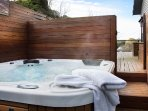 Daylesford Escapes - Alba Outdoor Spa