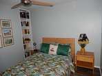 Guest Bedroom with Full Size Mattress