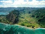 Kualoa Ranch/Tours – You can visit sites where they filmed the Jurassic Park movie and Lost TV show.