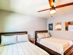 This home has plenty of space to comfortably accommodate 8 guests.