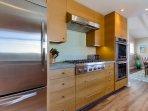 Newly remodeled luxury kitchen