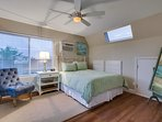Master Bedroom with window AC