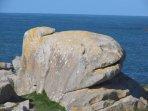 La magie des rochers de Brignogan