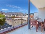 Your terrace with Table Mountain view