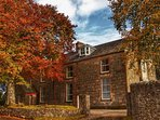 Autumn at The Old Convent.