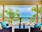 Private Master Balcony