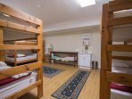 Additional bunk room, great for small groups