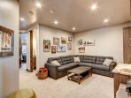 Den/second living area