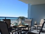 Beautiful 3rd floor unit at Sterling Breeze! Great balcony with an electric grill!